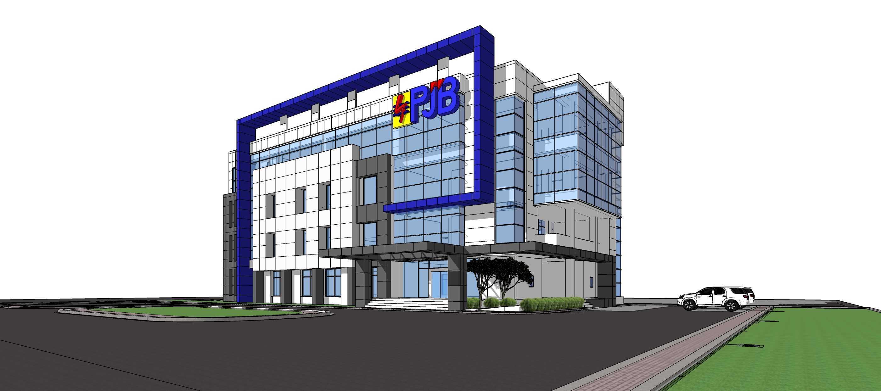 Gubah Ruang Studio Pjb Office Jakarta, Daerah Khusus Ibukota Jakarta, Indonesia Jakarta, Daerah Khusus Ibukota Jakarta, Indonesia Exterior View Modern  50857