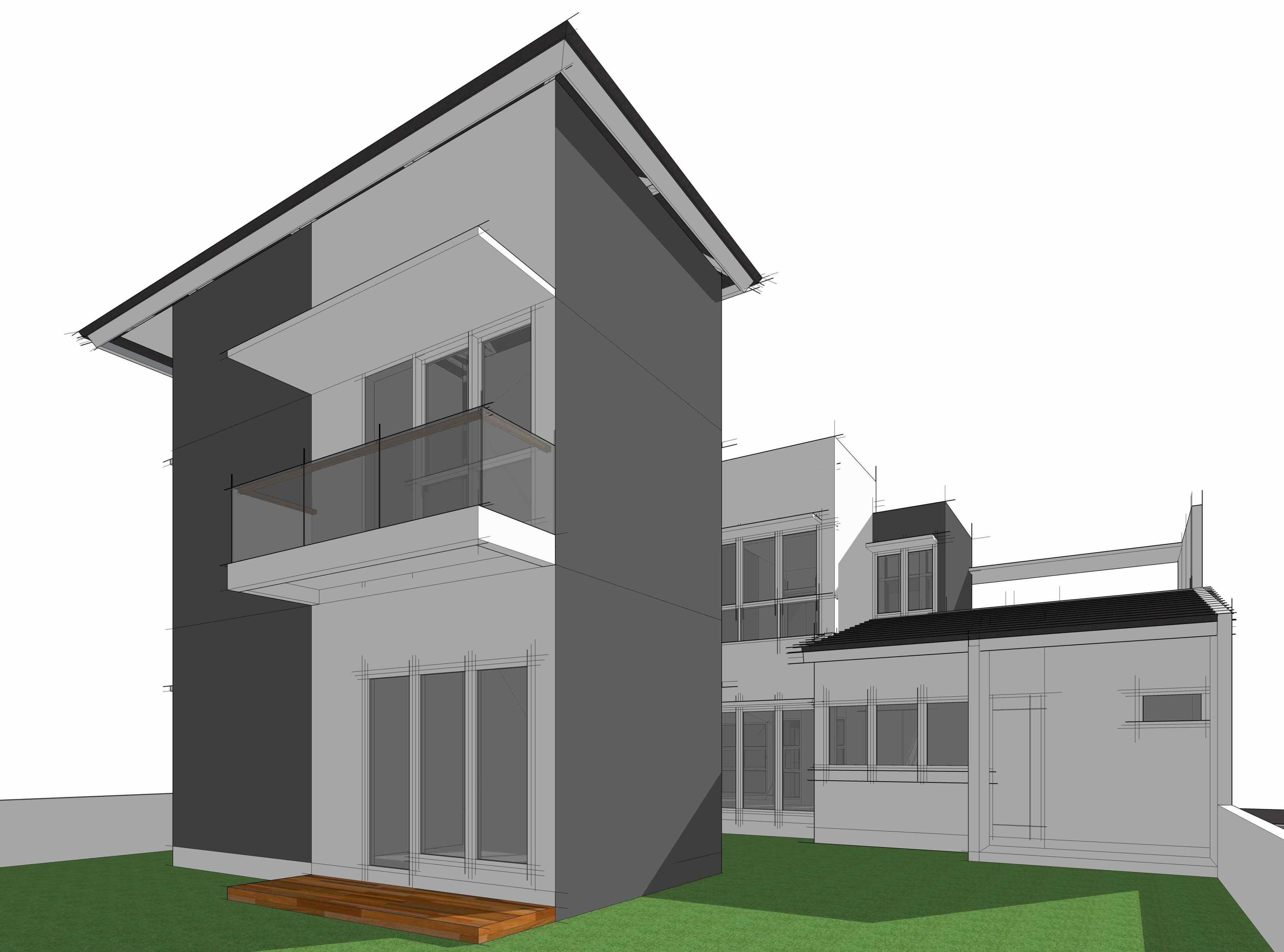 Gubah Ruang Lb Residence Bogor, Jawa Barat, Indonesia Bogor, Jawa Barat, Indonesia Exterior View   51209