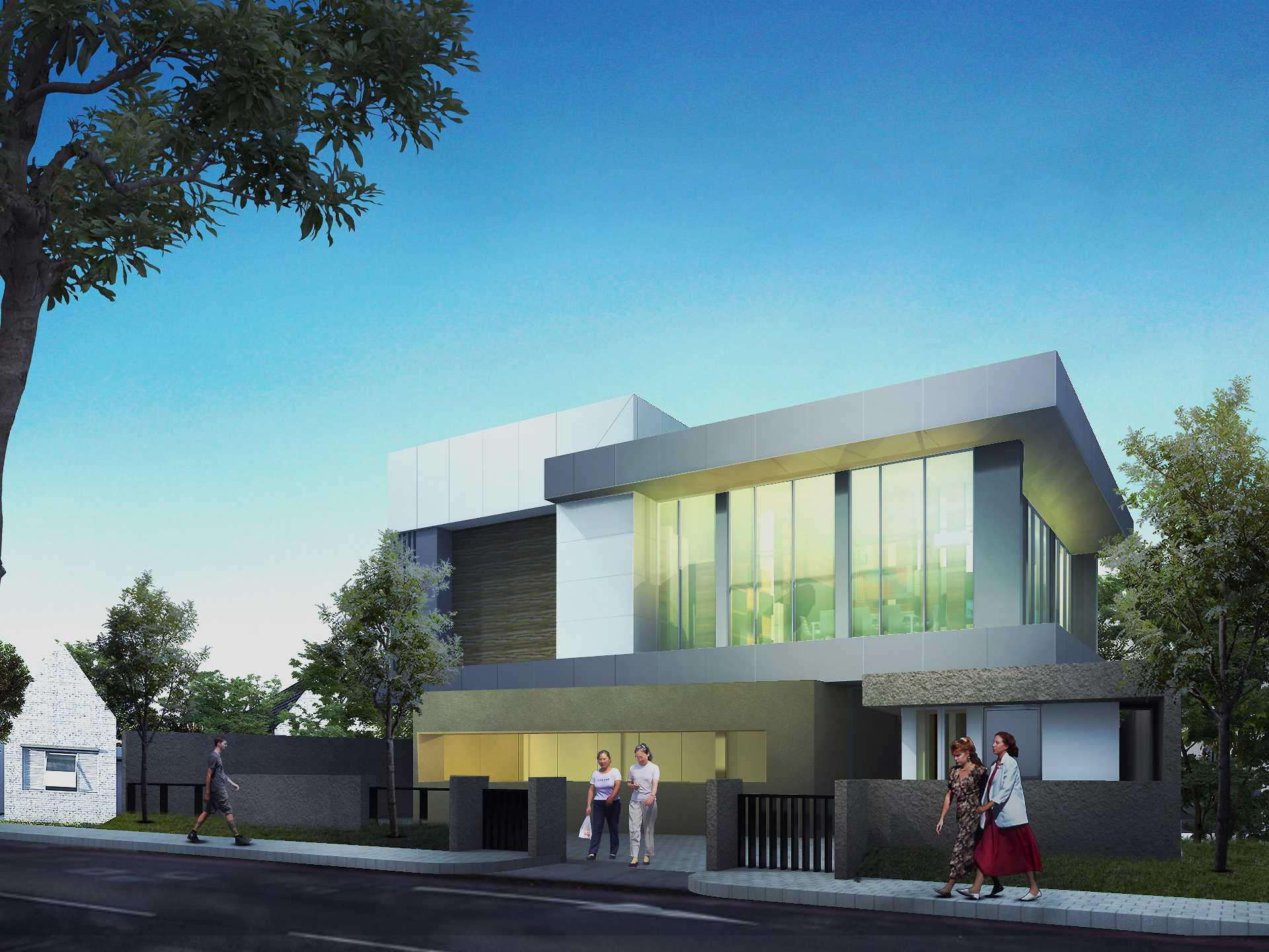 Gubah Ruang Nt Shop House Pekanbaru, Kota Pekanbaru, Riau, Indonesia Pekanbaru, Kota Pekanbaru, Riau, Indonesia Exterior View Contemporary  50871