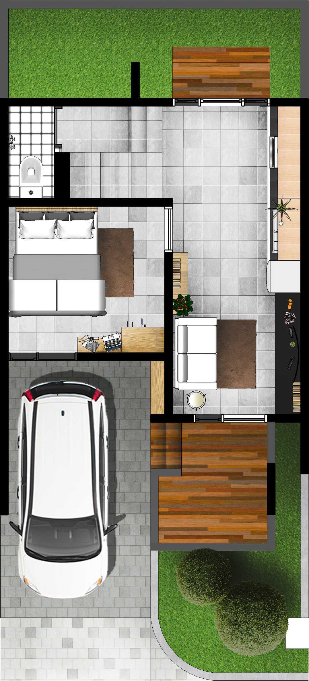 Gubah Ruang Drn Residence Palembang, Kota Palembang, Sumatera Selatan, Indonesia Palembang, Kota Palembang, Sumatera Selatan, Indonesia Floorplan   50964