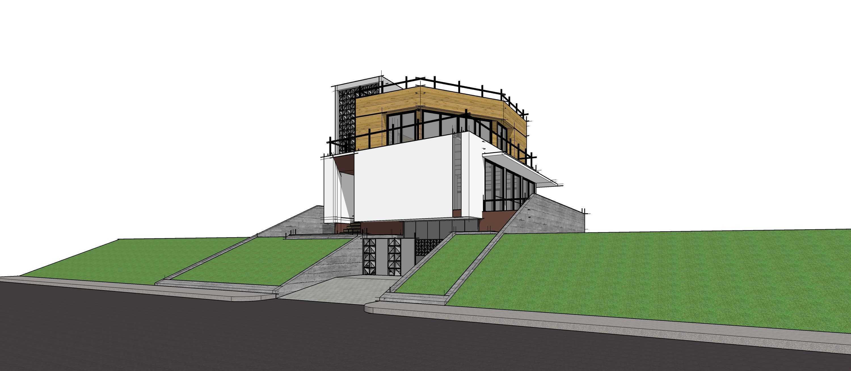 Gubah Ruang Sl House Bogor, Jawa Barat, Indonesia Bogor, Jawa Barat, Indonesia Exterior View Modern  51398