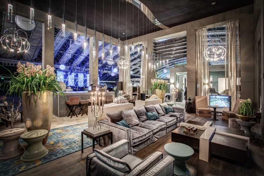 Pt. Mebel Jaya Indonesia Villa New Classic Luxury Rotterdam, Belanda Rotterdam, Belanda Lounge Area   47959