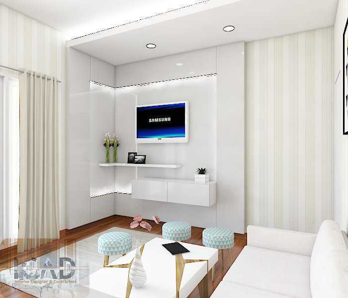 Irsyad A Gani Duta Garden Residence, Tangerang Tangerang, Kota Tangerang, Banten, Indonesia Tangerang, Kota Tangerang, Banten, Indonesia Backdrop Tv At Mezzanine Floor Modern <P>Backdrop Tv @ Mezzanine Floor</p> 48432