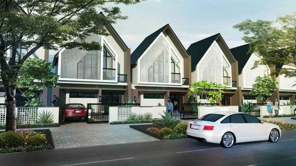 Alvin Rosandy Pm Housing Residential Pontianak, Kota Pontianak, Kalimantan Barat, Indonesia Pontianak, Kota Pontianak, Kalimantan Barat, Indonesia Facade Rendering   45469