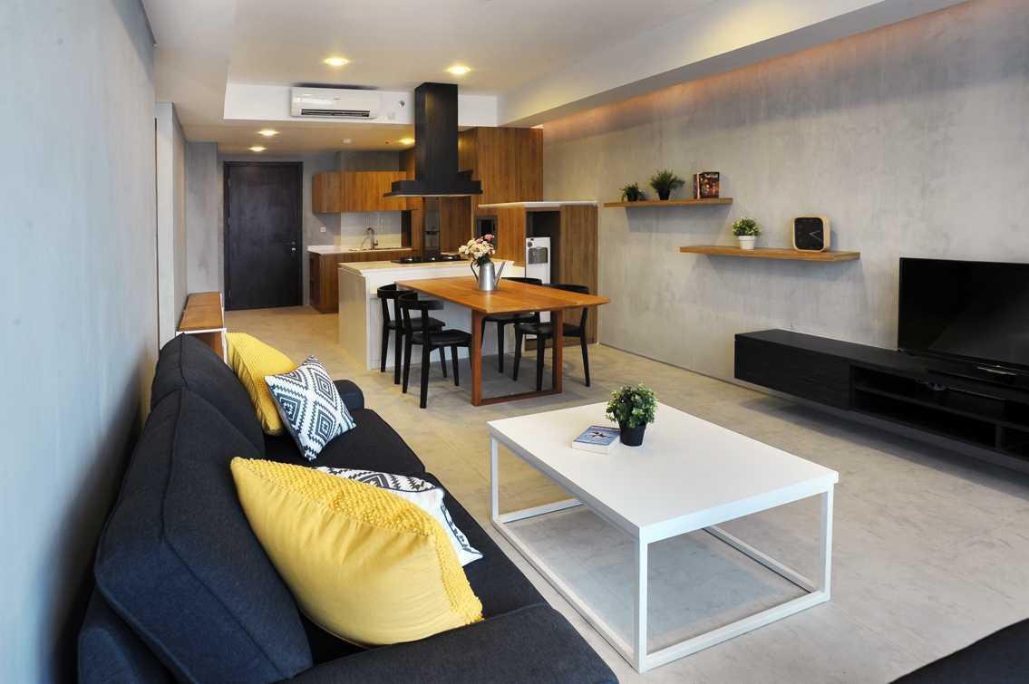 Tre Studio Vl Apartment Daerah Khusus Ibukota Jakarta, Indonesia Daerah Khusus Ibukota Jakarta, Indonesia Vl Apartment - Living Room Minimalis  45664
