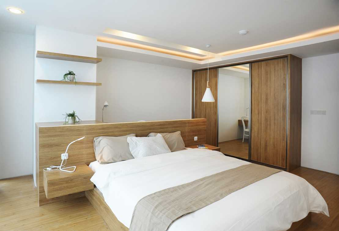 Tre Studio Vl Apartment Daerah Khusus Ibukota Jakarta, Indonesia Daerah Khusus Ibukota Jakarta, Indonesia Vl Apartment - Bedroom Minimalis  45666