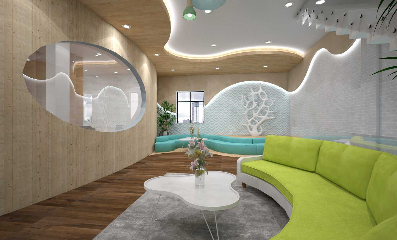 Zeta Interior Design Pec Office Samarinda, Kota Samarinda, Kalimantan Timur, Indonesia Samarinda, Kota Samarinda, Kalimantan Timur, Indonesia Seating Area Office Modern  46162