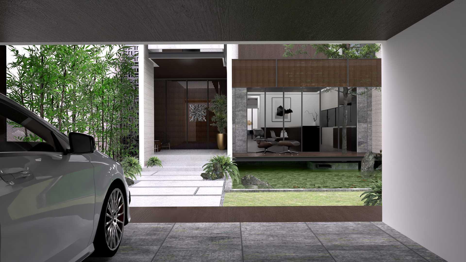 Arete Studio Rumah Kartini Kota Sby, Jawa Timur, Indonesia Kota Sby, Jawa Timur, Indonesia Courtyard Contemporary  46395