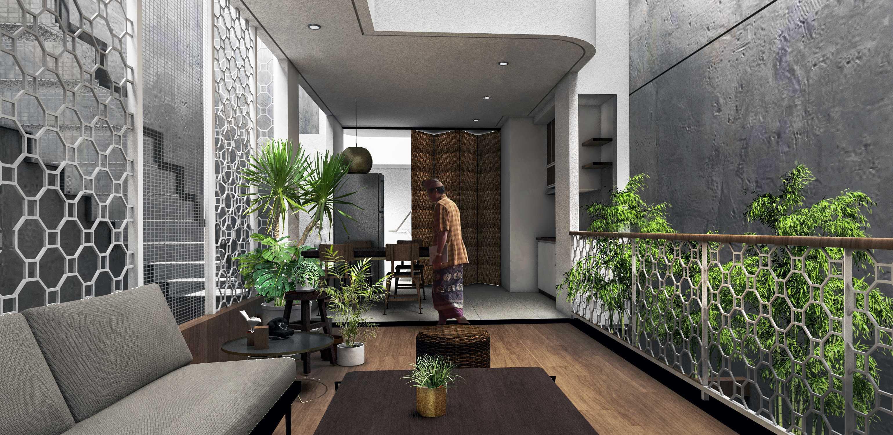 Arete Studio Uma Sengkedan Kota Denpasar, Bali, Indonesia Kota Denpasar, Bali, Indonesia Living Room   46408