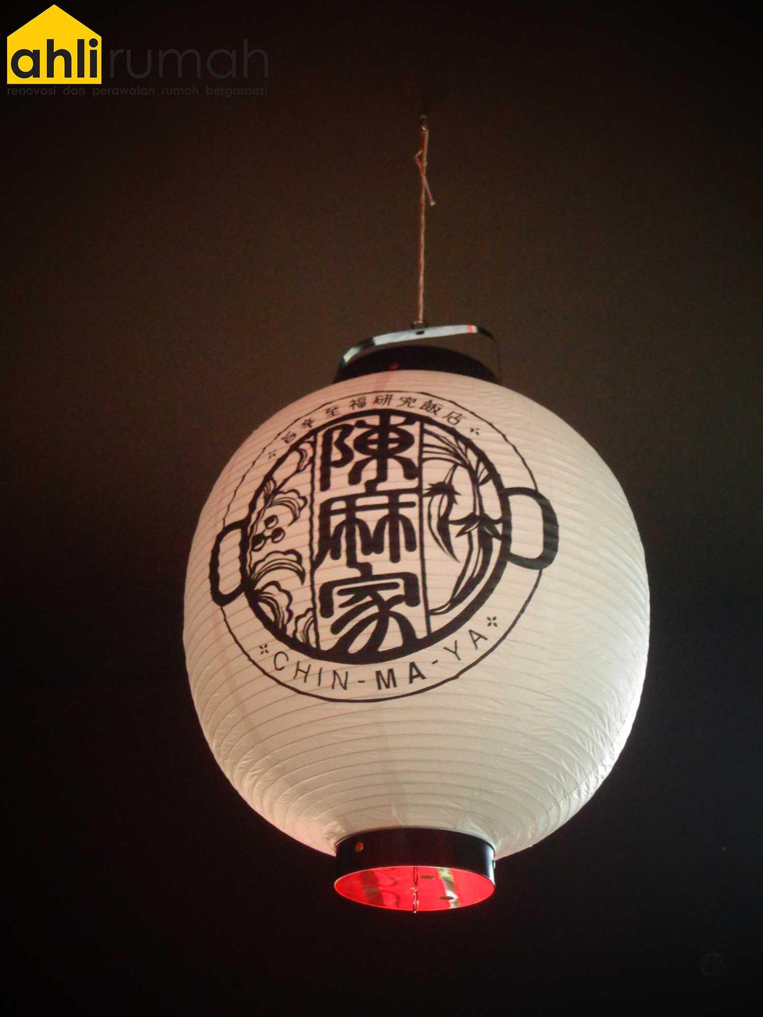 Ahlirumah.id Interior - Chin Maya Restauran Ruko Glaze 2 Blok D No. 17, Jl. Boulevard Raya Gading Serpong, Klp. Dua, Tangerang, Banten 15810, Indonesia  Interior Deocration   49233