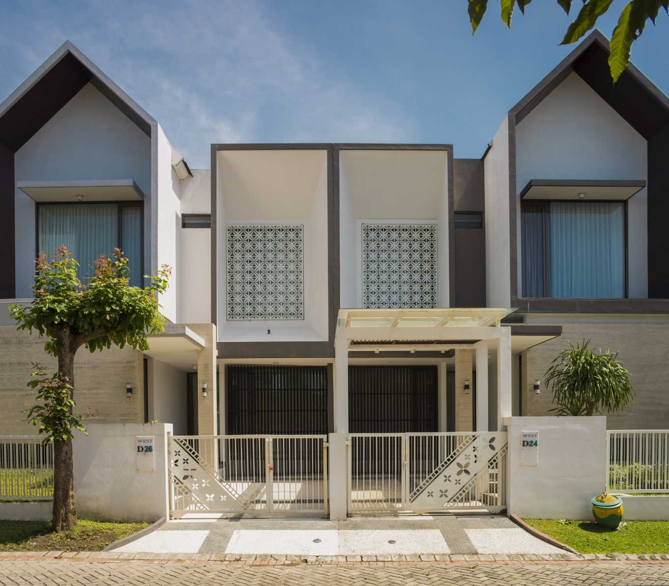 Satuvista Architect The Amogha - 140  Malang, Kota Malang, Jawa Timur, Indonesia Malang, Kota Malang, Jawa Timur, Indonesia Front View Minimalis  49960