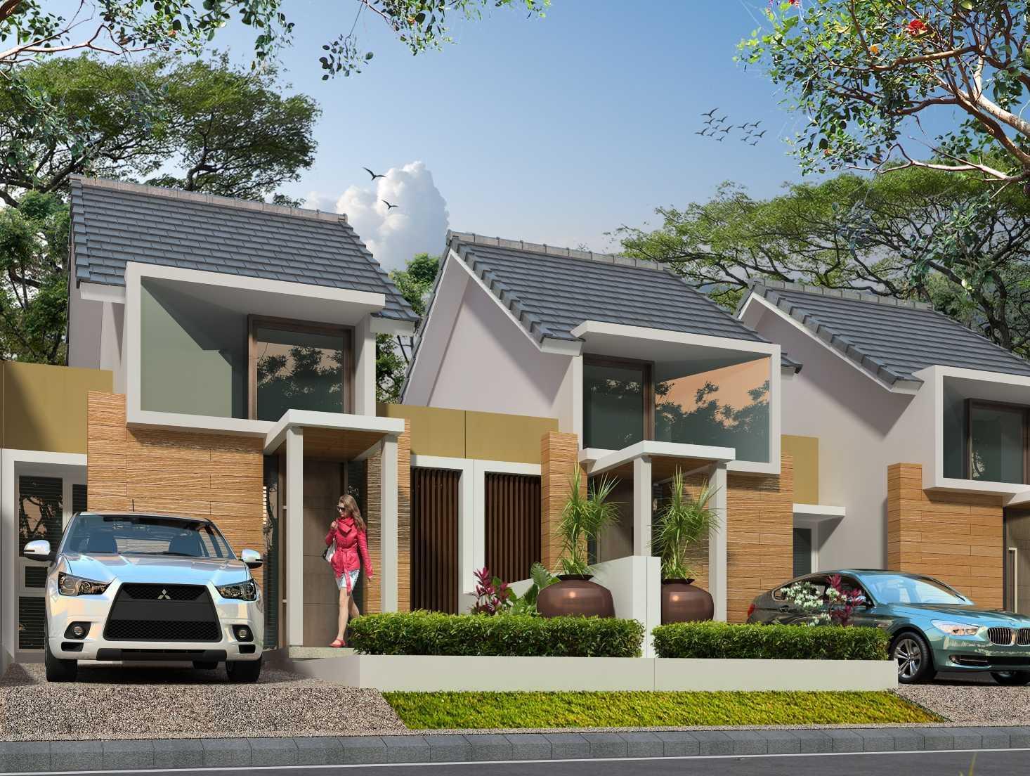 Satuvista Architect Taman Beverly Residence  Samarinda, Kota Samarinda, Kalimantan Timur, Indonesia Samarinda, Kota Samarinda, Kalimantan Timur, Indonesia Facade View Minimalist  50515
