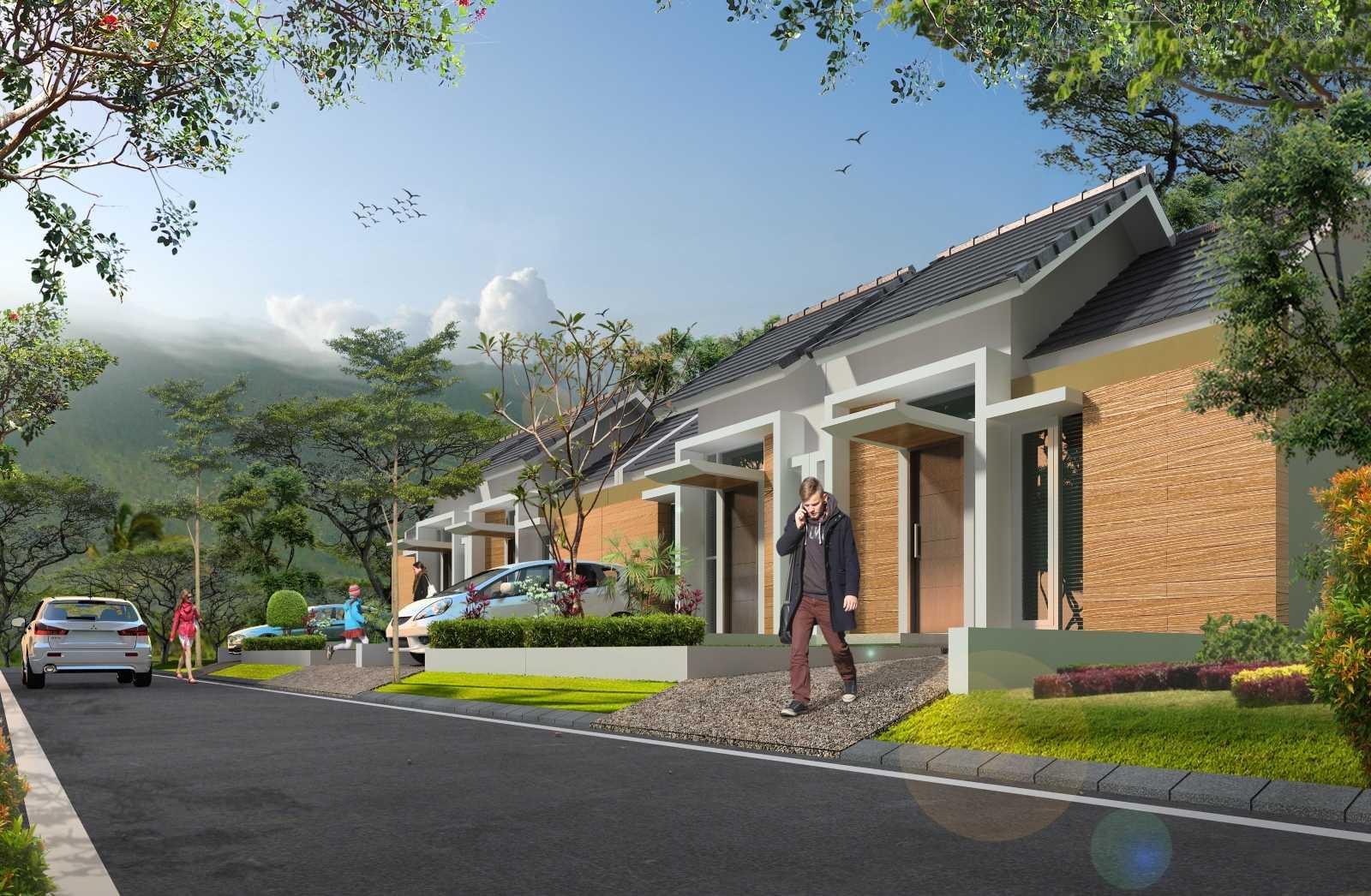 Satuvista Architect Taman Beverly Residence  Samarinda, Kota Samarinda, Kalimantan Timur, Indonesia Samarinda, Kota Samarinda, Kalimantan Timur, Indonesia Exterior View Minimalis  50517