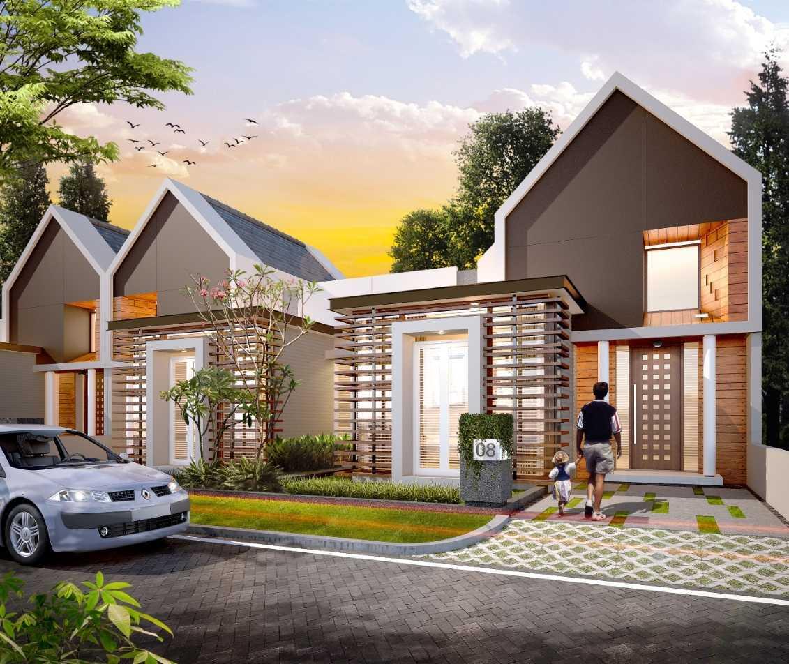 Satuvista Architect Patra Garden Residence  Malang, Kota Malang, Jawa Timur, Indonesia Malang, Kota Malang, Jawa Timur, Indonesia Facade View  <P>Tampak Depan T 65</p> 50578