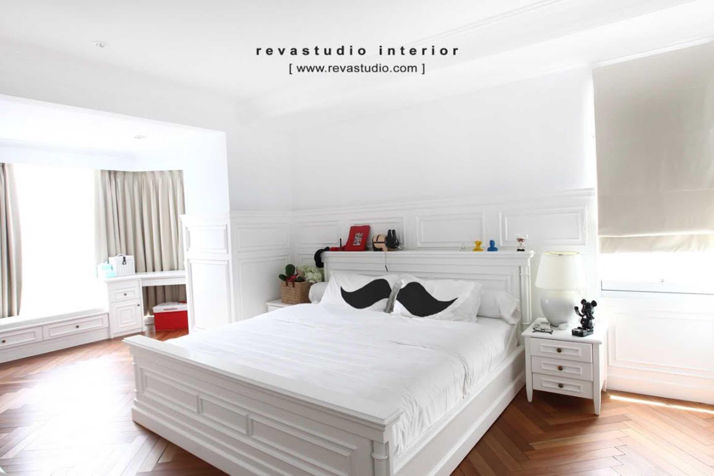 Revano Satria The Lego Apartment Jakarta, Indonesia Jakarta, Indonesia Master Bedroom   15533