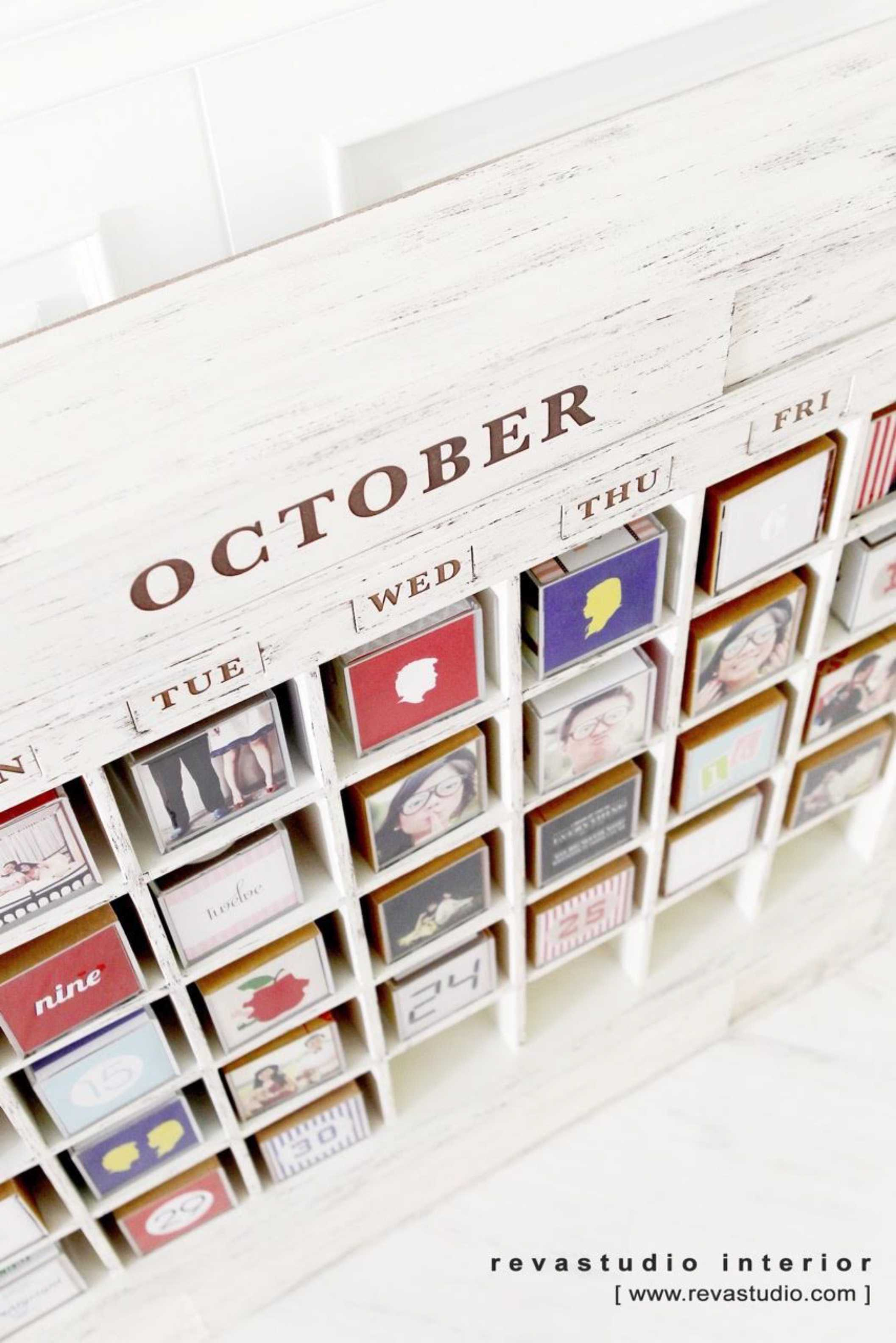Revano Satria The Lego Apartment Jakarta, Indonesia Jakarta, Indonesia Decoration Calendar   15539