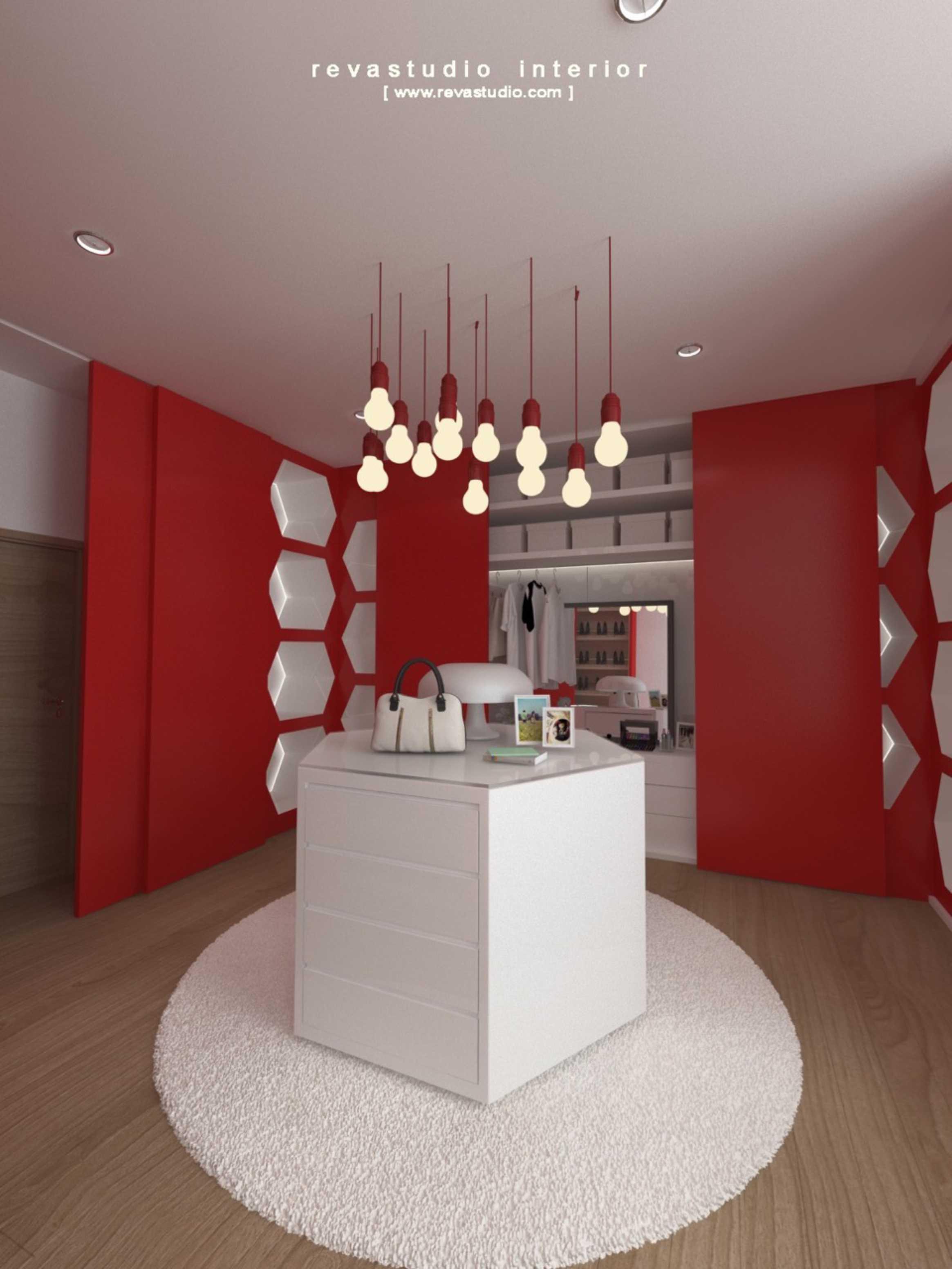 Revano Satria Red Lapin Apartment Jakarta, Indonesia Jakarta, Indonesia Bedroom-Area-2   15551