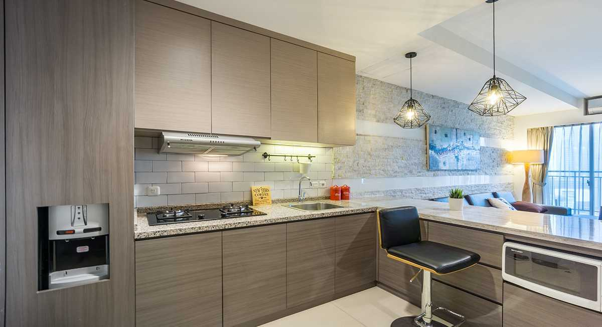Urbano Livings Thamrin Residence Jakarta, Daerah Khusus Ibukota Jakarta, Indonesia  Kitchen Set Modern  49640