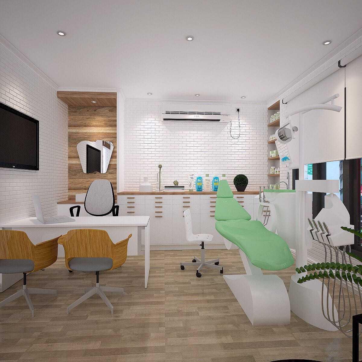 Ky Interior Design Klinik Gigi Noto Puri Indah Daerah Khusus Ibukota Jakarta, Indonesia Daerah Khusus Ibukota Jakarta, Indonesia Doctor Room   48905