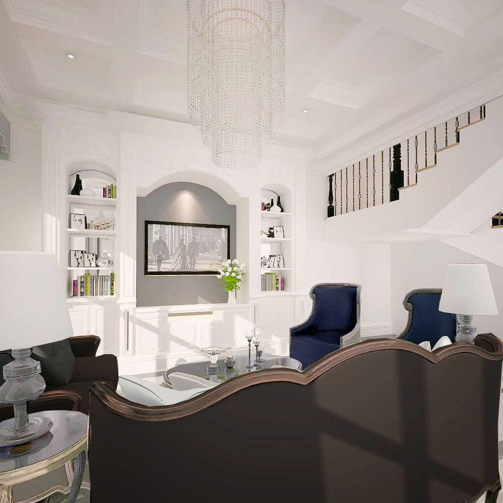 Ky Interior Design Vip House Bogor Bogor, Jawa Barat, Indonesia Bogor, Jawa Barat, Indonesia Living Room   48907
