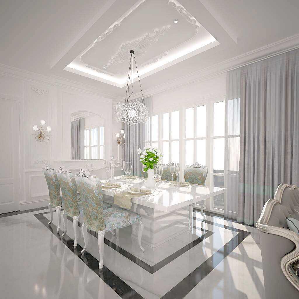 Ky Interior Design Vip House Bogor Bogor, Jawa Barat, Indonesia Bogor, Jawa Barat, Indonesia Dining Room   48912