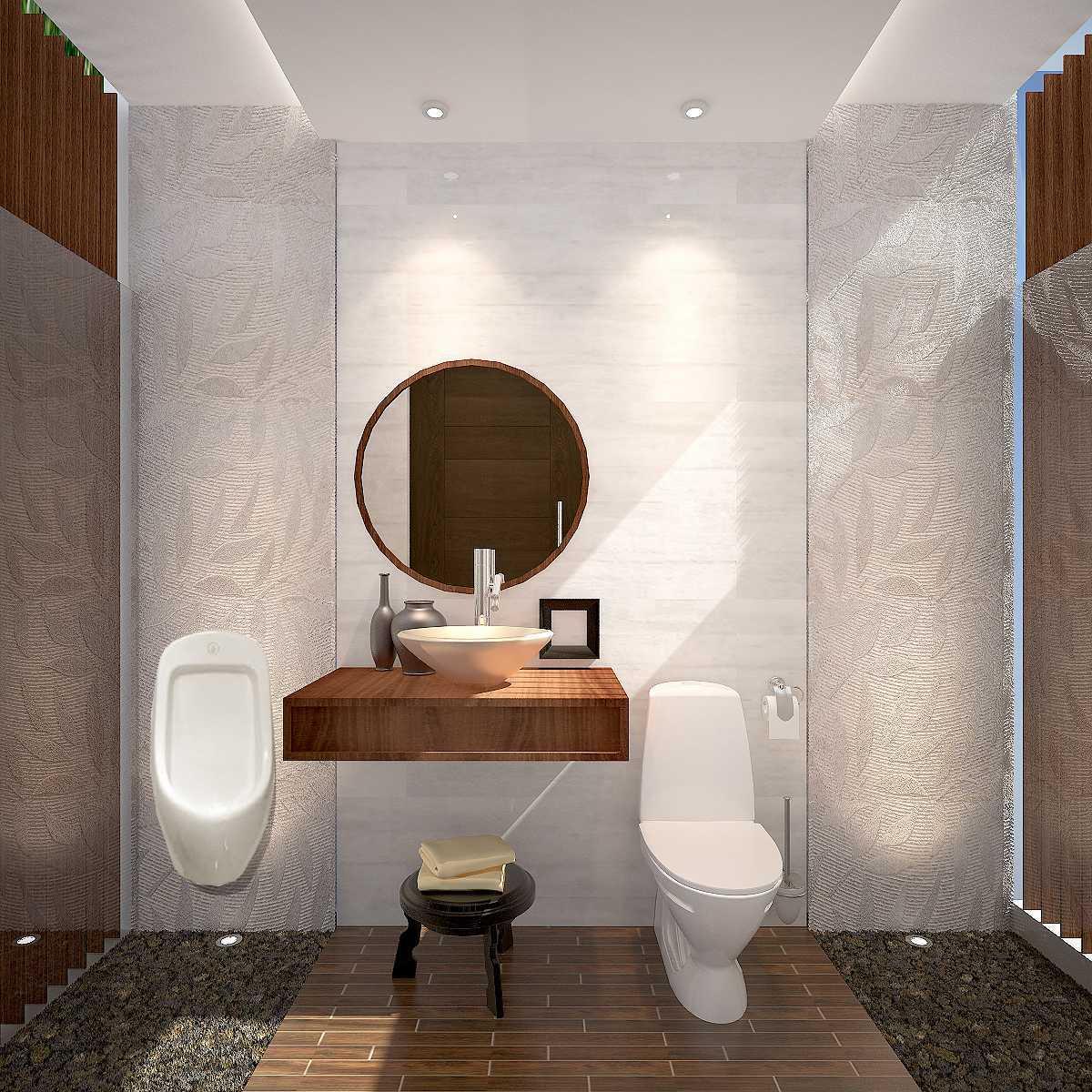 Kaye Interior Design Kemang Pratama House Bekasi, Tambelang, Bekasi, Jawa Barat, Indonesia Bekasi, Tambelang, Bekasi, Jawa Barat, Indonesia Bathroom   48918