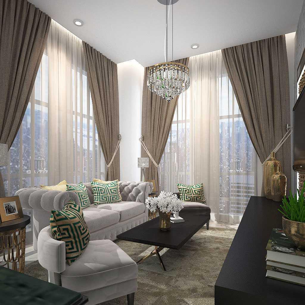 Ky Interior Design Sommerset Apartment Jakarta Selatan, Kota Jakarta Selatan, Daerah Khusus Ibukota Jakarta, Indonesia Jakarta Selatan, Kota Jakarta Selatan, Daerah Khusus Ibukota Jakarta, Indonesia Family Room   48922