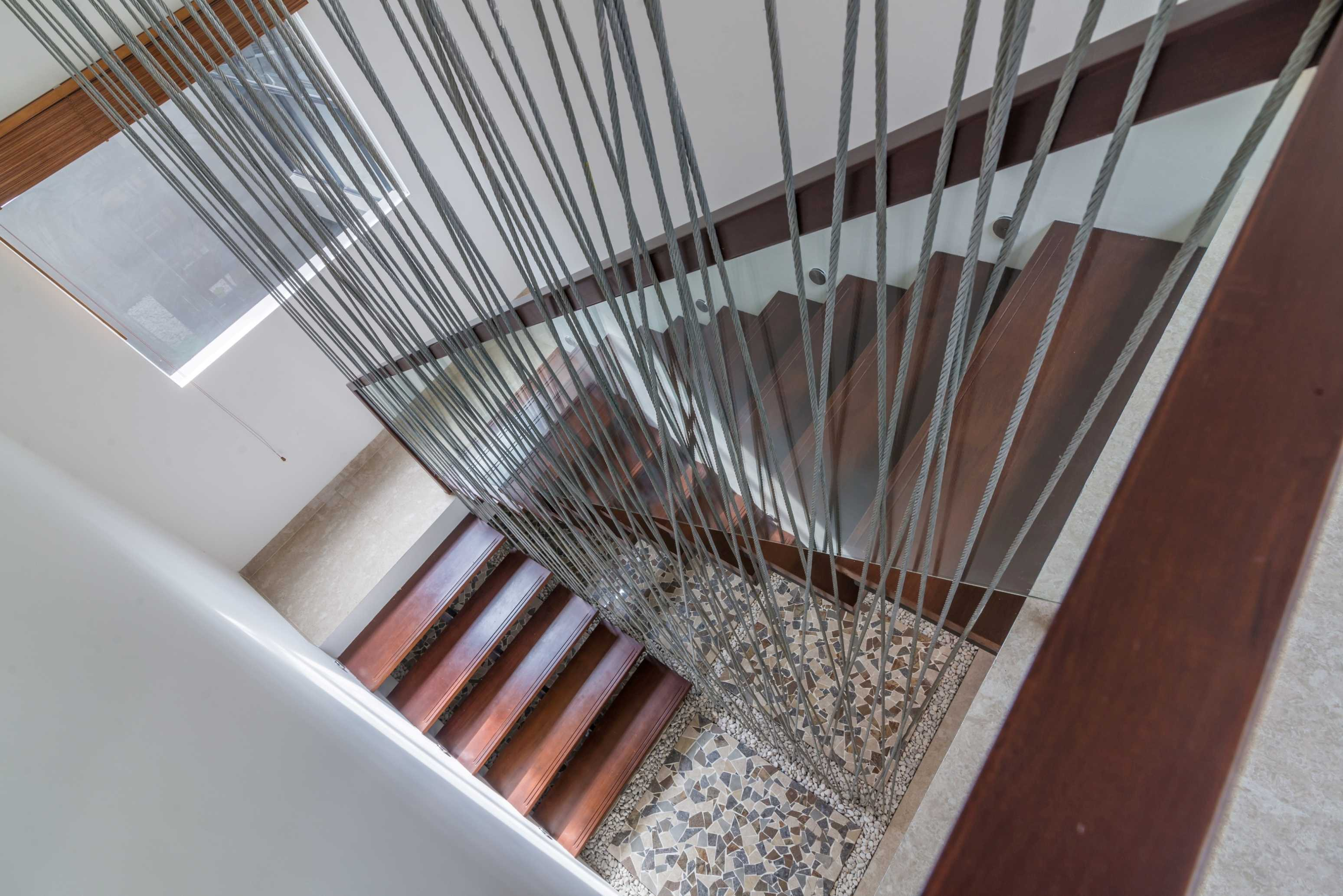 Archid Design&build Dast Residence Bandung, Kota Bandung, Jawa Barat, Indonesia Bandung, Kota Bandung, Jawa Barat, Indonesia Staircase View   49031