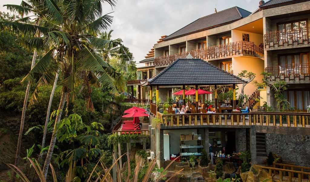 Made Dharmendra Architect Mayura Karma Resort Mas, Ubud, Kabupaten Gianyar, Bali, Indonesia Mas, Ubud, Kabupaten Gianyar, Bali, Indonesia Exterior View Kontemporer  49333