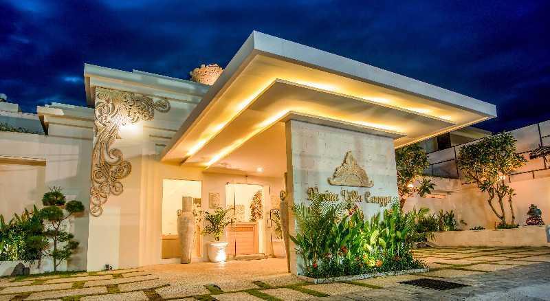 Made Dharmendra Architect D'wina Villa Canggu Canggu, Kuta Utara, Kabupaten Badung, Bali, Indonesia Canggu, Kuta Utara, Kabupaten Badung, Bali, Indonesia Exterior View Contemporary  49379