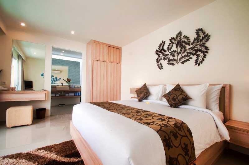 Made Dharmendra Architect D'wina Villa Canggu Canggu, Kuta Utara, Kabupaten Badung, Bali, Indonesia Canggu, Kuta Utara, Kabupaten Badung, Bali, Indonesia Bedroom View Kontemporer  49385
