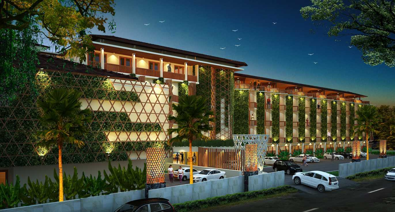 Made Dharmendra Architect Sanur Green View Hotel Sanur, Denpasar Sel., Kota Denpasar, Bali, Indonesia Sanur, Denpasar Sel., Kota Denpasar, Bali, Indonesia Exterior View Contemporary  49483
