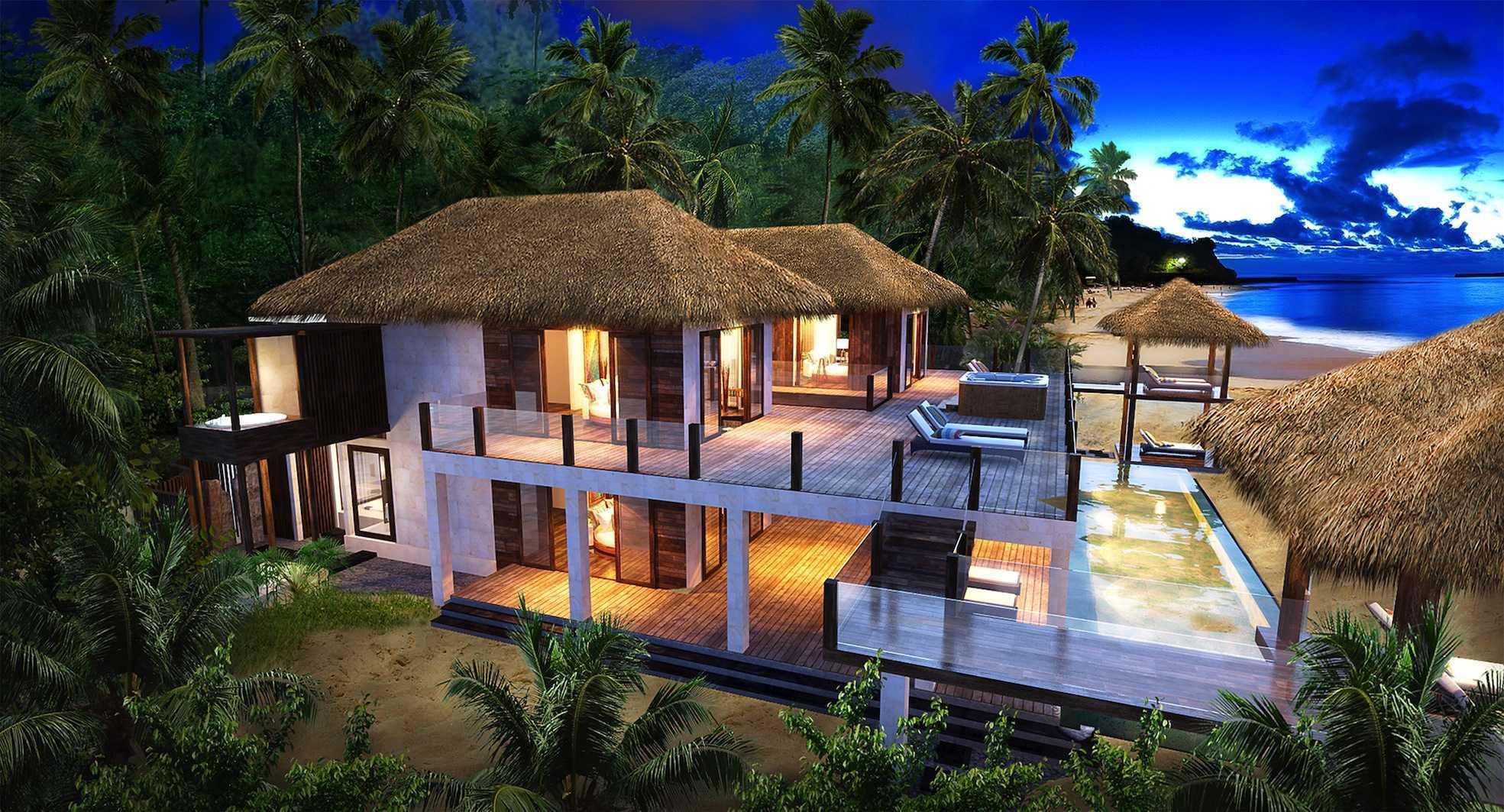 Made Dharmendra Architect Coral Villas & Resort Malaysia Malaysia Exterior View Modern  49491