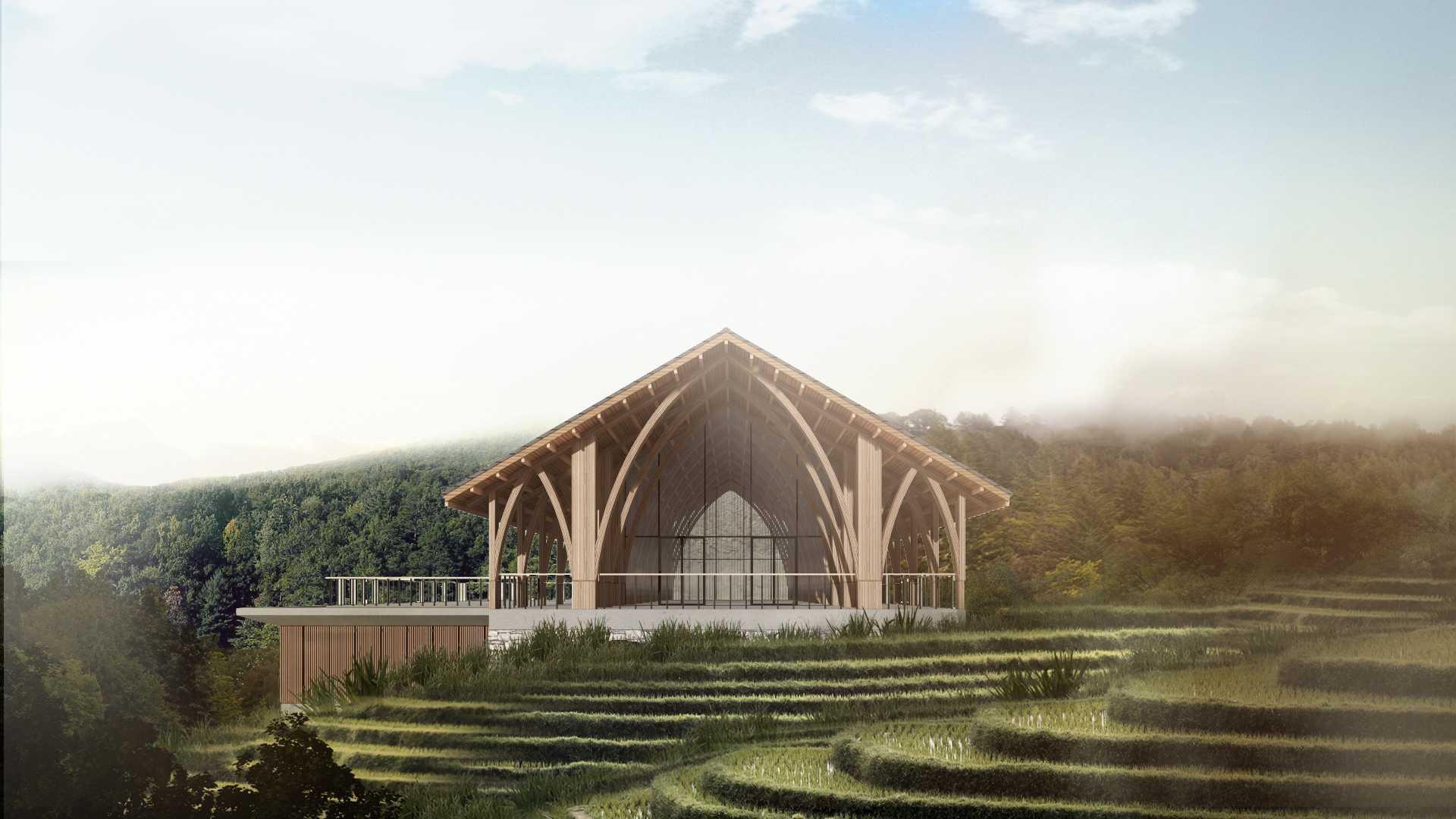 Labworks Architect Cikaret Bogor, Jawa Barat, Indonesia Bogor, Jawa Barat, Indonesia Labworks-Architect-Cikaret Tropis  52244