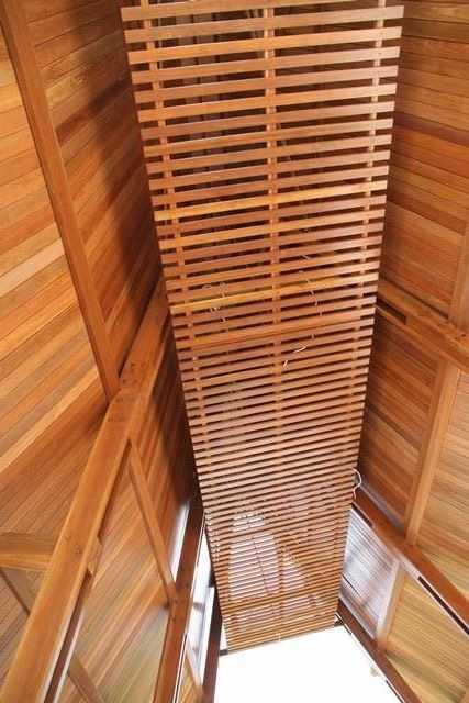 Christ Prayer Space Plaga, Pelaga, Petang, Kabupaten Badung, Bali, Indonesia Plaga, Pelaga, Petang, Kabupaten Badung, Bali, Indonesia Ceiling View Traditional  50045