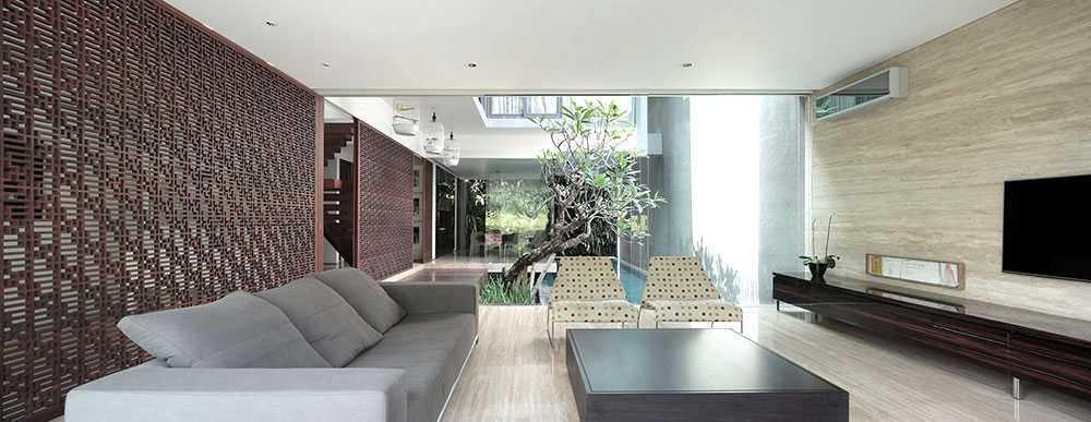 Studiokas S+H House Jakarta, Daerah Khusus Ibukota Jakarta, Indonesia  Family Room Minimalis <P>Ruang Keluarga</p> 50305