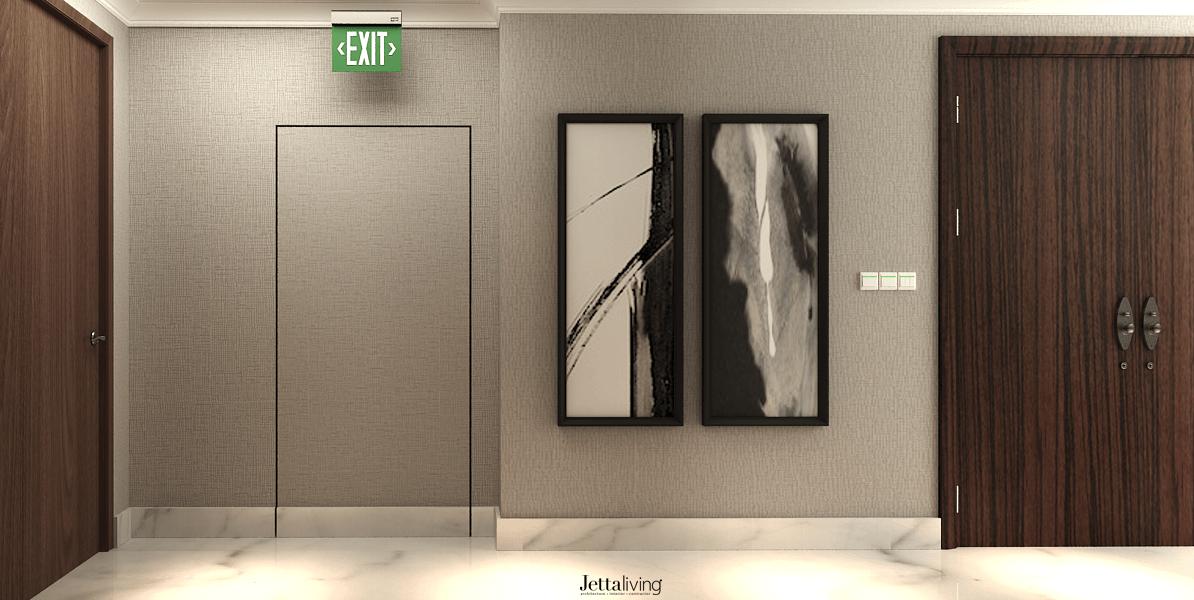Jettaliving Botanica Apartment Jakarta, Daerah Khusus Ibukota Jakarta, Indonesia  Interior View Modern  52691