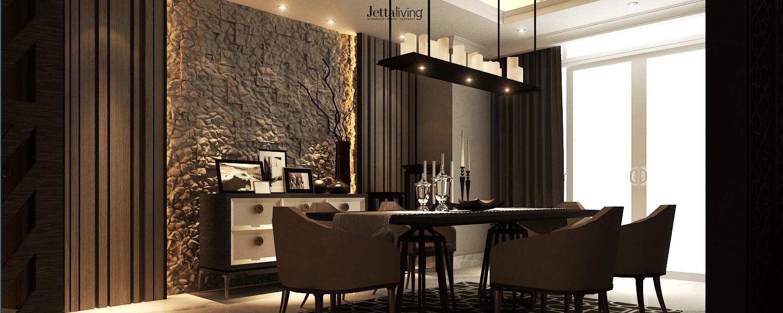 Jettaliving Botanica Apartment Jakarta, Daerah Khusus Ibukota Jakarta, Indonesia  Dining Area Modern  52692