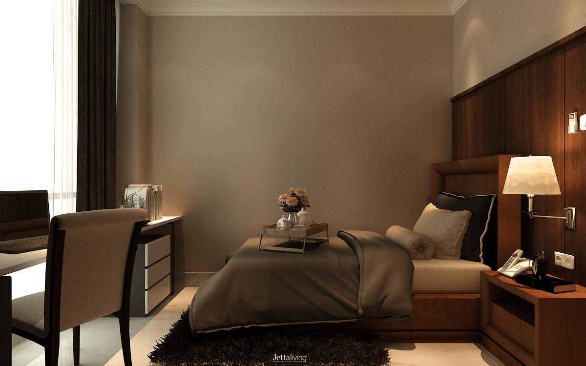 Jettaliving Botanica Apartment Jakarta, Daerah Khusus Ibukota Jakarta, Indonesia  Bedroom View   52695
