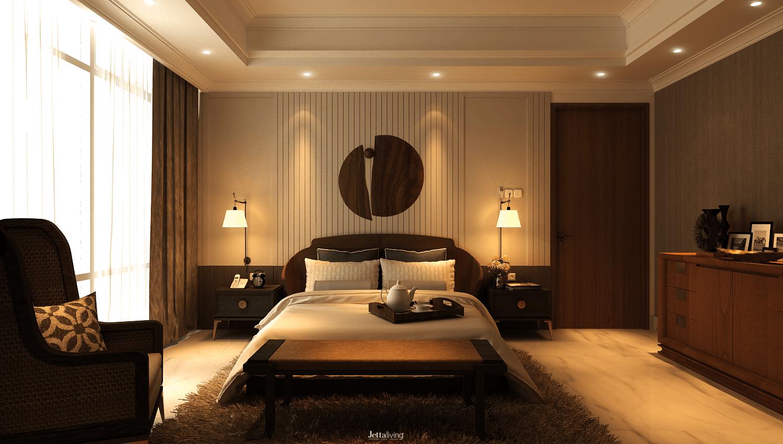 Jettaliving Botanica Apartment Jakarta, Daerah Khusus Ibukota Jakarta, Indonesia  Bedroom View   52698
