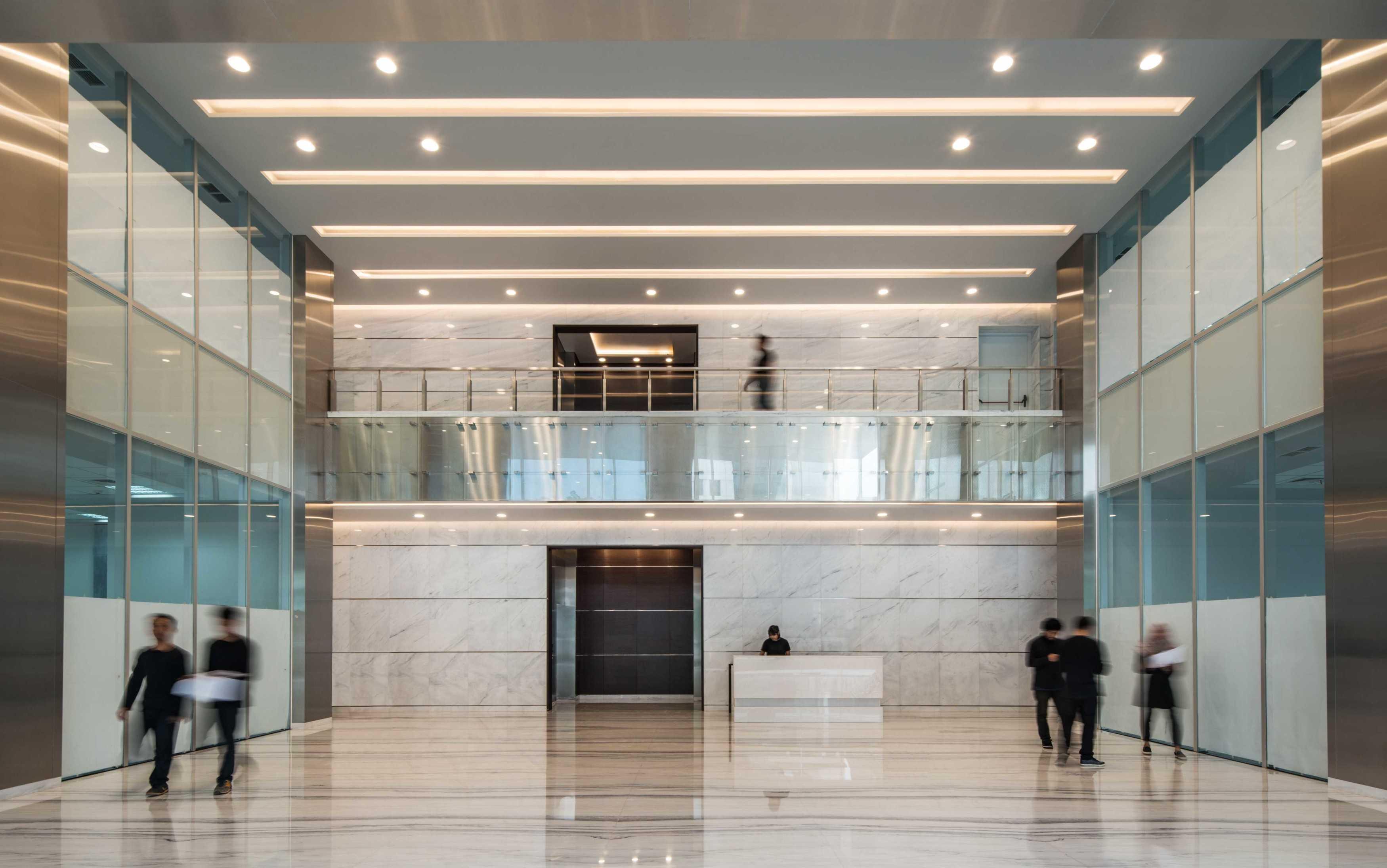 Studio Sa_E Jagat Tower Tomang, Grogol Petamburan, Kota Jakarta Barat, Daerah Khusus Ibukota Jakarta, Indonesia Tomang, Grogol Petamburan, Kota Jakarta Barat, Daerah Khusus Ibukota Jakarta, Indonesia Lobby Area Modern  50372