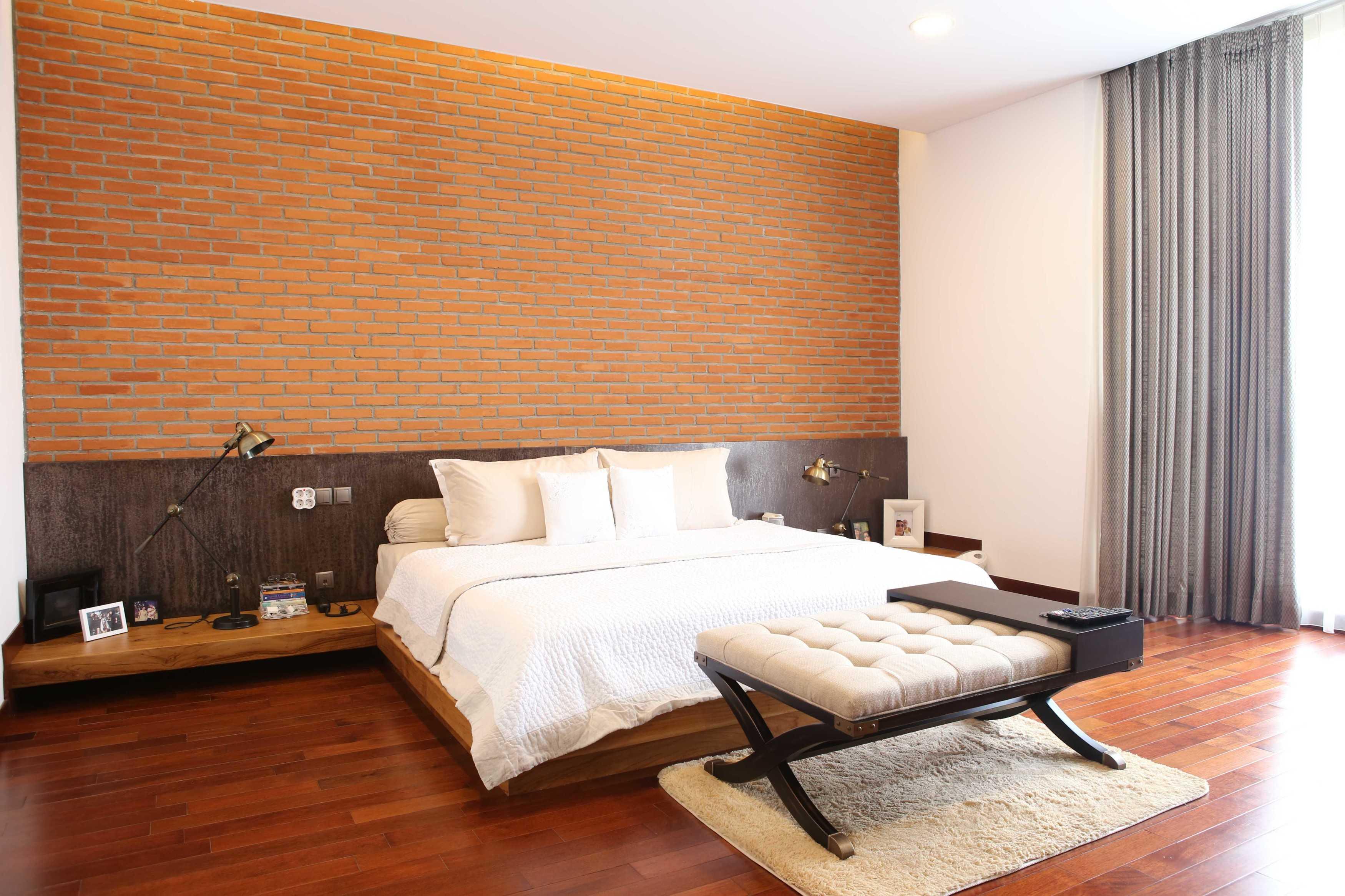 Home By Fabelio.com Dempo House Jakarta Selatan, Kota Jakarta Selatan, Daerah Khusus Ibukota Jakarta, Indonesia  Tanjung Duren's Villa Bedroom Contemporary  53291