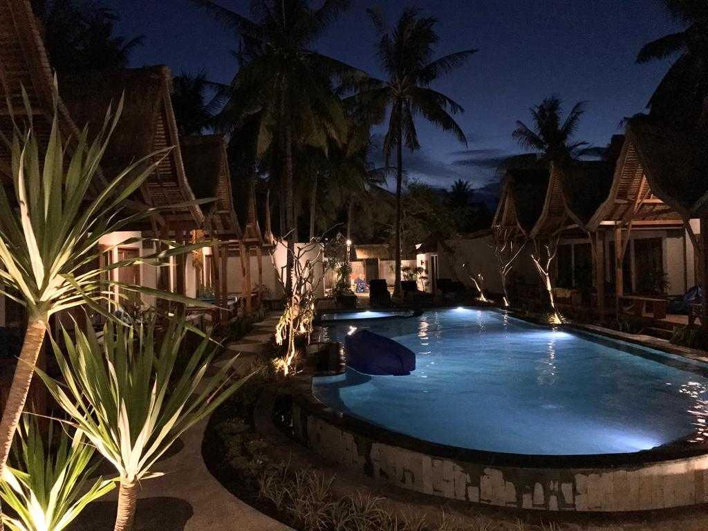 Muhammad Risky Pamungkas Gili One Resort Pulau Lombok, Nusa Tenggara Bar., Indonesia Pulau Lombok, Nusa Tenggara Bar., Indonesia Pool Area   50454