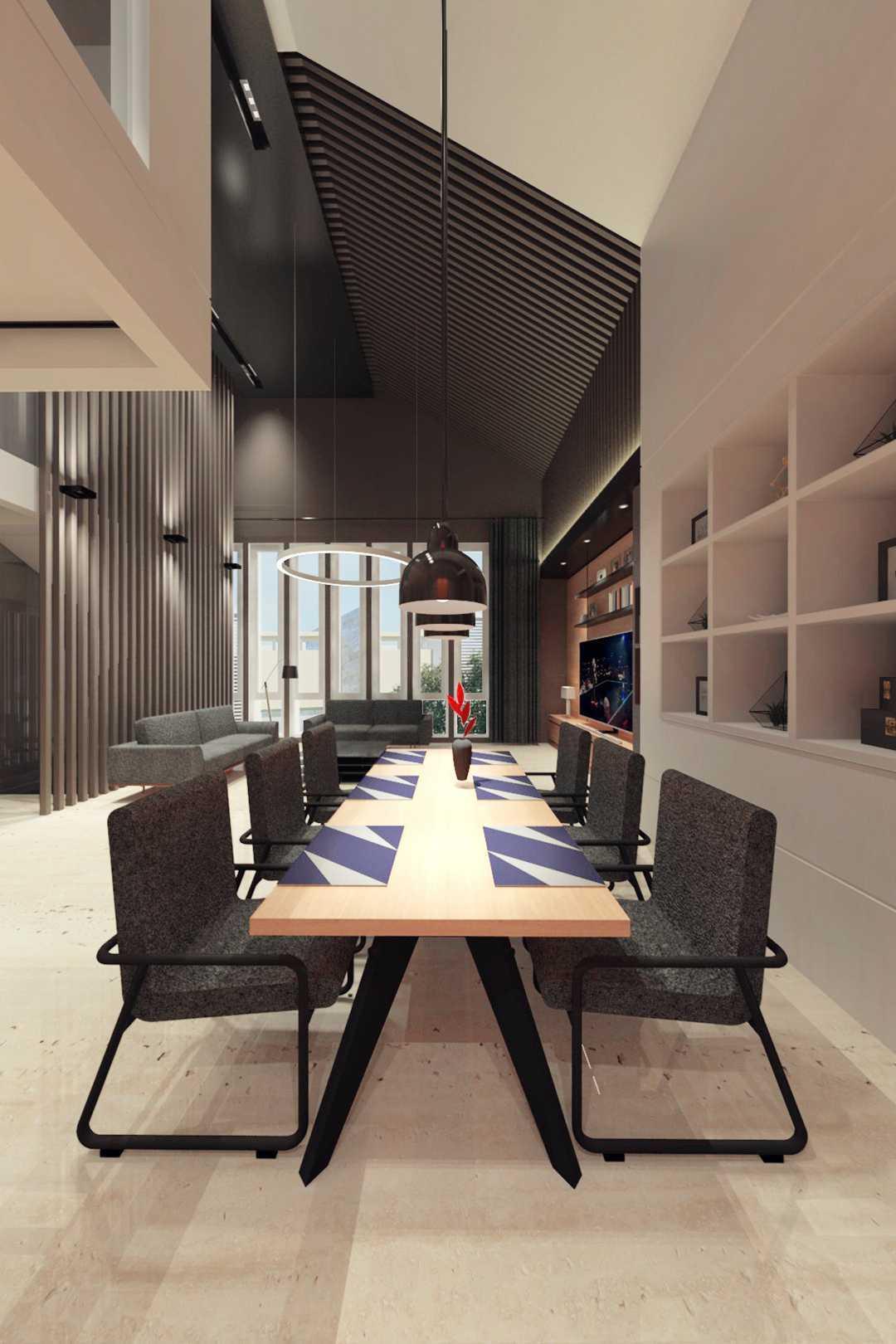 Tataruang Architects Ww House Klp. Gading, Kota Jkt Utara, Daerah Khusus Ibukota Jakarta, Indonesia  Tataruang-Architects-Ww-House   51591