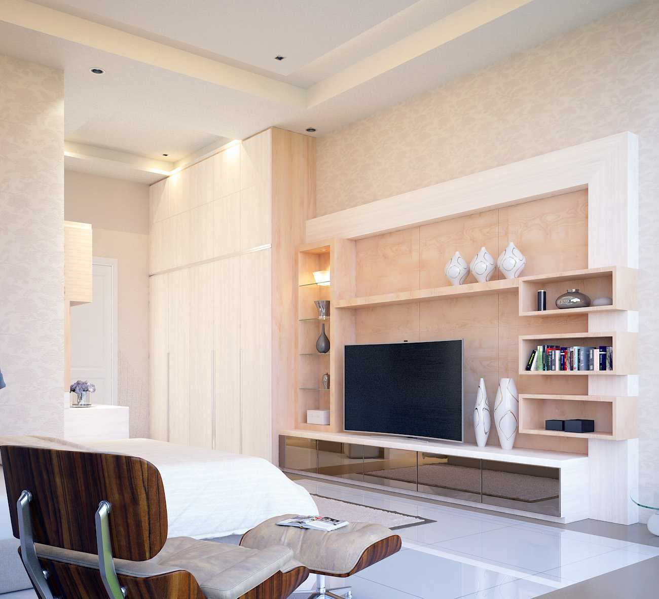 Acia Interior Master Bedroom Banjarmasin, Kota Banjarmasin, Kalimantan Selatan, Indonesia Kabupaten Kapuas, Kalimantan Tengah, Indonesia Acia-Interior-Master-Bedroom   51741