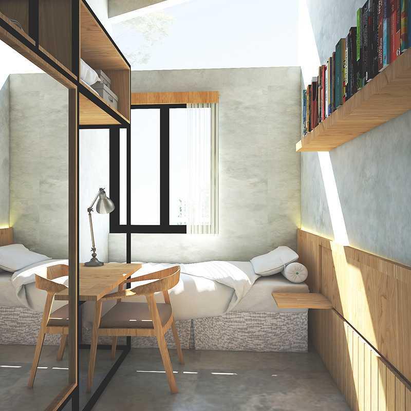 Ardharakhta Architect And Associates Arafah House Depok, Kota Depok, Jawa Barat, Indonesia Depok, Kota Depok, Jawa Barat, Indonesia Kids Bedroom   52063