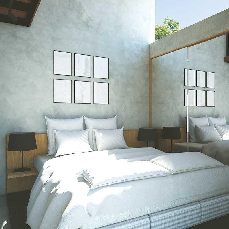Ardharakhta Architect And Associates Arafah House Depok, Kota Depok, Jawa Barat, Indonesia Depok, Kota Depok, Jawa Barat, Indonesia Bedroom View   52064