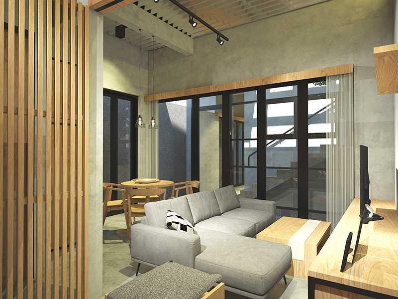 Ardharakhta Architect And Associates Arafah House Depok, Kota Depok, Jawa Barat, Indonesia Depok, Kota Depok, Jawa Barat, Indonesia Family Room   52068