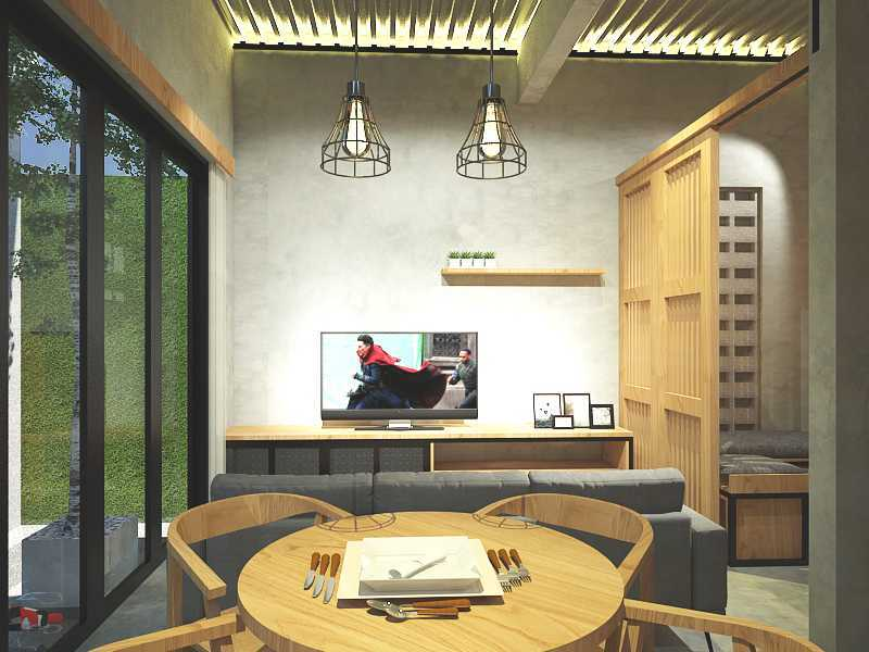 Ardharakhta Architect And Associates Arafah House Depok, Kota Depok, Jawa Barat, Indonesia Depok, Kota Depok, Jawa Barat, Indonesia Family Room   52069