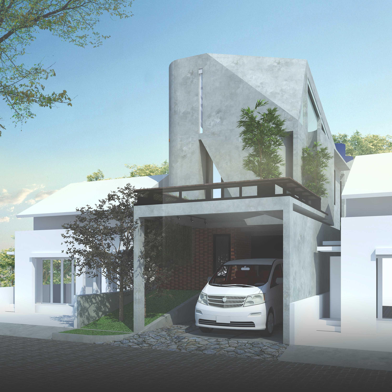 Ardharakhta Architect And Associates Arafah House Depok, Kota Depok, Jawa Barat, Indonesia Depok, Kota Depok, Jawa Barat, Indonesia Facade View   52071